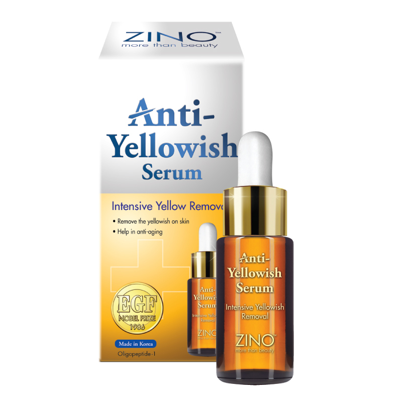 Anti-yellowish Serum